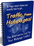 Traffic From Hub Pages