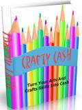 Turn Your Arts And Crafts Skills Into Cash
