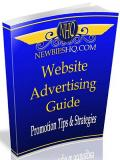 Website Advertising Guide : Promotion Tips and Strategies