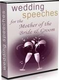 Wedding Speeches for the Mother of the Bride and Groom
