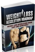 Weight Loss Resolution Roadmap