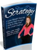 Weight Loss Slim Down Strategy