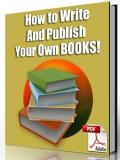 Write And Publish Your Own Books