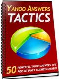 50 Yahoo Answers Tactics