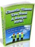 You Need a Budget Now!