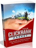 Your Clickbank Market - Guide To Getting Started