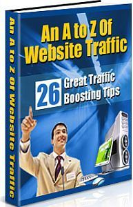 A To Z Of Website Traffic