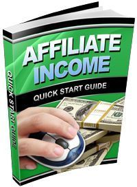 Affiliate Income - Quick Start Guide