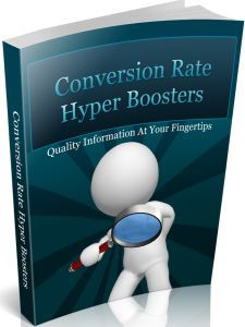 Conversion Rate Hyper Boosters