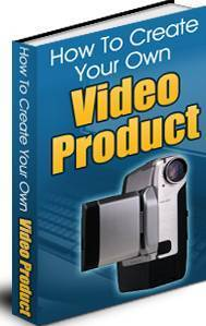 Create Your Own Video Product