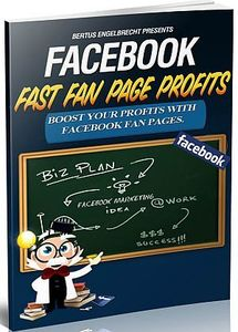 Facebook Fast Fan Page Profits