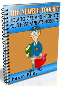 How To Get And Promote Your First Affiliate Products