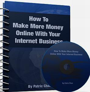 Make More Money Online With Your Internet Business