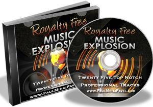 Royalty Free Music Explosion