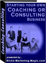 Start Coaching / Consulting Business