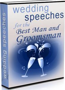 Wedding Speeches for the Best Man and Groomsman