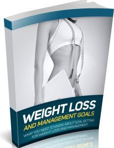 Weight Loss And Management Goals